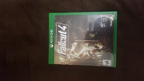 Fallout 4 w/ download of Fallout 3- Xbox One in Fort Polk, Louisiana