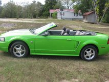 2004 40 anniversary Mustang convertible in Fort Benning, Georgia