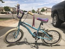 18 inch Girls Bike in Yuma, Arizona