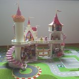 Playmobil princess castle with all the supplies/ Dollhouse in Stuttgart, GE