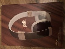 Brand New Polk Audio Headphones in Camp Pendleton, California