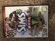 The Sims 3 plus Pets computer game in Fort Leonard Wood, Missouri