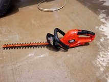 Black and Decker hedge trimmers in Alamogordo, New Mexico