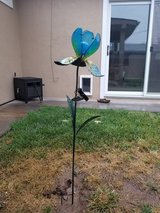 Iris solar light in Alamogordo, New Mexico