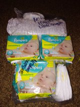 Newborn Pampers Diapers in Fort Polk, Louisiana