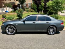 2002 BMW 745I in Fort Belvoir, Virginia
