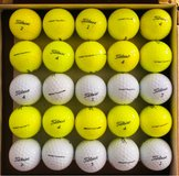 30 Titleist NXT Tour S used golf balls near mint condition in Bolingbrook, Illinois
