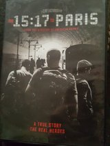 15:17-to paris DVD in Fort Leonard Wood, Missouri