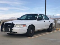 Push guard for P71 Crown Vic wanted in Alamogordo, New Mexico