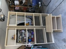 Shelves and or tv stand in Fairfield, California