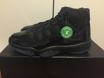 Nike Air Jordan Retro 11 XI Size 10.5 Prom Night / Cap and Gown STOCK X Certified in Wiesbaden, GE