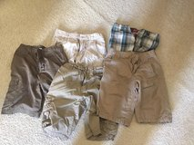 Lot of boys shorts Like New sz10 in Naperville, Illinois