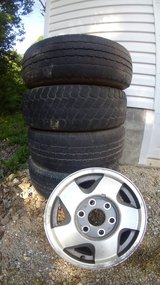 Chevrolet aluminum wheels in Fort Leonard Wood, Missouri