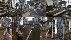 Gym cardio weights loss package 10 machines in Camp Pendleton, California