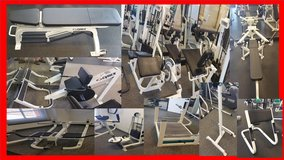 Cybex Gym weights machines package (11) in Camp Pendleton, California