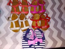 Toddler Dress Sandals Size 4 in Fort Polk, Louisiana