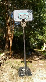 Basketball Goal, 10ft. in DeRidder, Louisiana