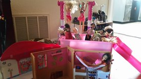 Barbies and more in Fairfield, California