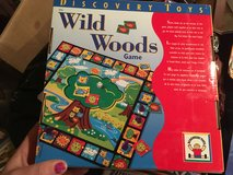 Wild Woods board game in Westmont, Illinois