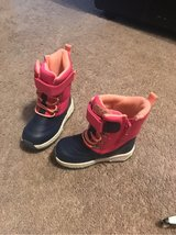 Size 10 Toddler snow Boots Carter's in Fort Leonard Wood, Missouri