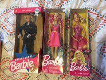 Barbies in Perry, Georgia