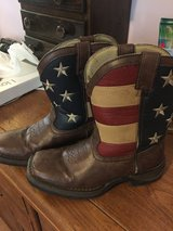 Boy Flag Boots in Warner Robins, Georgia