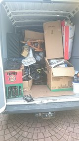 JUNK REMOVAL, TRASH PICK UP AND DEBRIS DISPOSAL in Ramstein, Germany