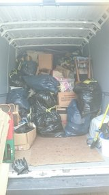 FULL JUNK REMOVAL, TRASH PICK UP AND DEBRIS DISPOSAL in Ramstein, Germany