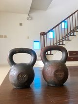Kettlebells in Honolulu, Hawaii