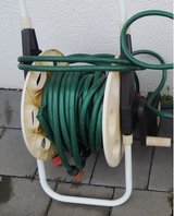 Garden Hose and Reel in Baumholder, GE