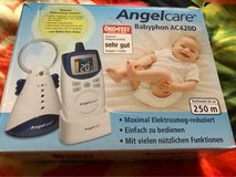 ANGELCARE babyphone in excellent condition in Ramstein, Germany