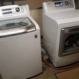 LG Ultra Large Capacity Washer and Dryer set in Camp Pendleton, California
