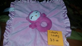 baby girl rattler blanket in Fort Campbell, Kentucky