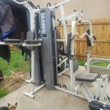 3 station home gym in Temecula, California