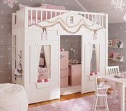 Pottery barn bunk bed in New Lenox, Illinois
