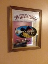 Southern comfort sign in Fort Leonard Wood, Missouri