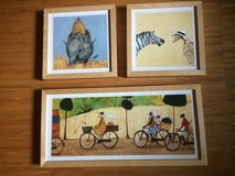 3 pictures in frame in Hohenfels, Germany