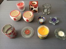 11 x tea light candles in Hohenfels, Germany