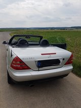 Mercedes SLK 230 convertible Automatic only 88000 Miles in Spangdahlem, Germany