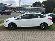 Last NEW 2017 Ford Focus SEL, who wants it??? in Grafenwoehr, GE