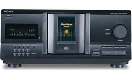 Sony 200 Disc CD Changer in Okinawa, Japan