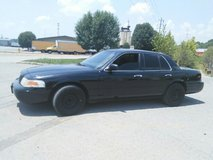 2008 Crown Vic.... Cheap ride! in Pleasant View, Tennessee
