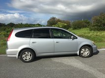 2003 Honda Stream: Spacious & Versatile Oki Car in Okinawa, Japan