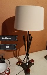 Golf lamp in Vacaville, California