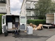 GREAT MOVERS AND TRANSPORT, PICK UP AND DELIVERY in Wiesbaden, GE