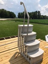 Pool Ladder/Stairs in Morris, Illinois