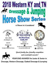 Dressage & Jumping Horse Show Series in Dover, Tennessee