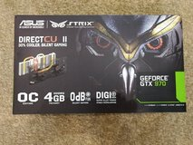 Asus Geforce GTX 970 video card in Perry, Georgia