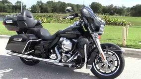BRAND NEW 2016 HD Electra Glide Ultra Limited in Ansbach, Germany