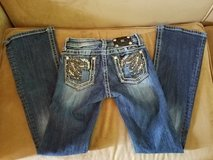 "Girls ""Miss Me"" Jeans, Size 14S in Fort Campbell, Kentucky"